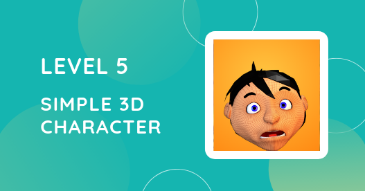 Level 5: Character 3D